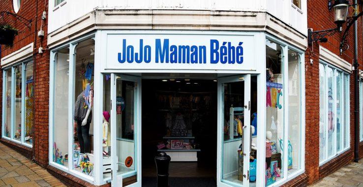 Jo Jo Maman Bebe Shopping