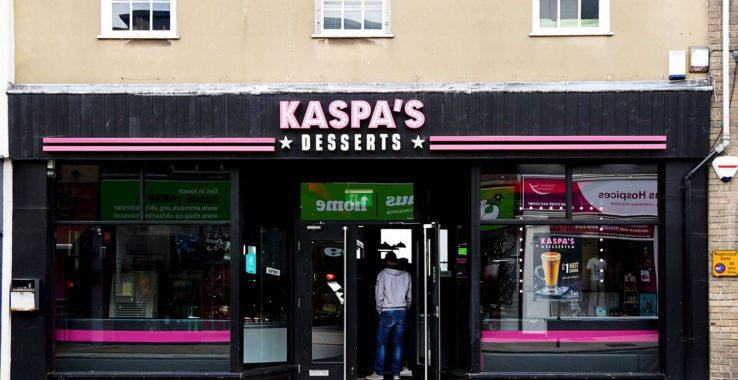 Kaspas Eat & Drink