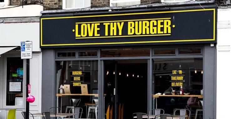 Love Thy Burger Eat & Drink