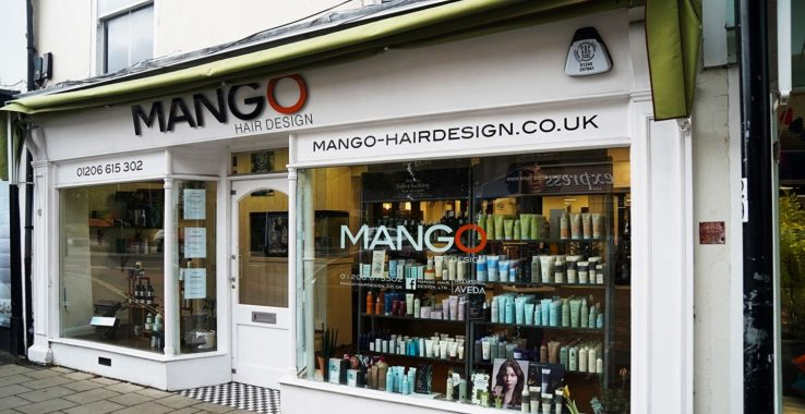 Mango Hair Design Professional Services