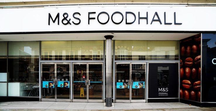 Marks & Spencer Shopping