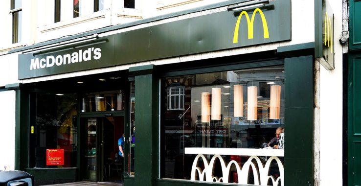 Mcdonalds Eat & Drink