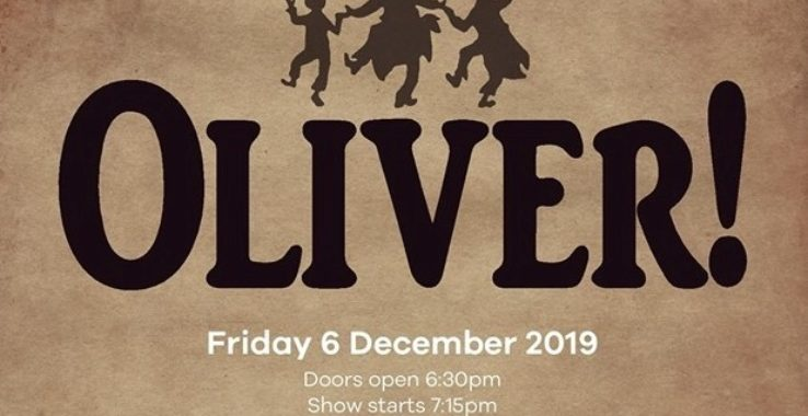 ECL Drama Colchester Presents Oliver! St Botolph's Church