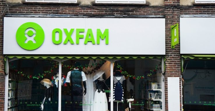 Oxfam Shopping