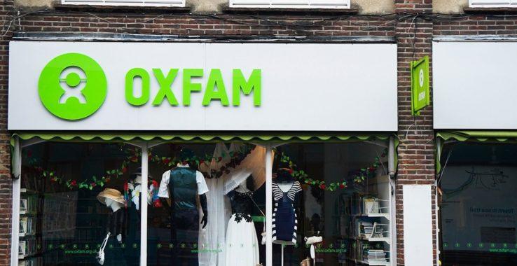 Oxfam Shopping