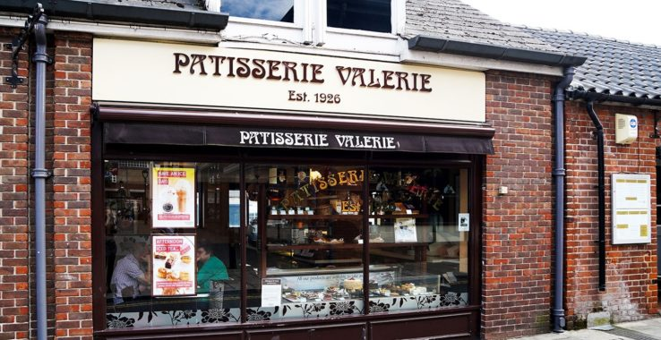 Patisserie Valerie Eat & Drink