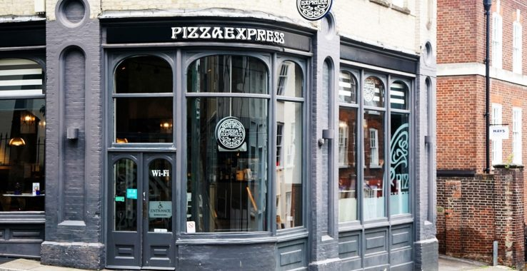 Pizza Express Eat & Drink