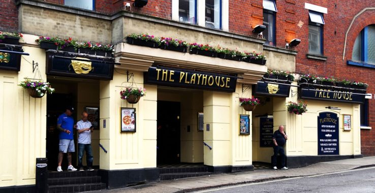 Playhouse (Wetherspoons) Eat & Drink