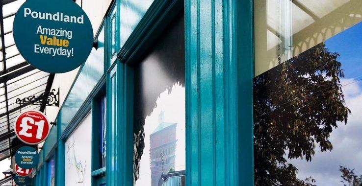 Poundland - Culver Street East Shopping