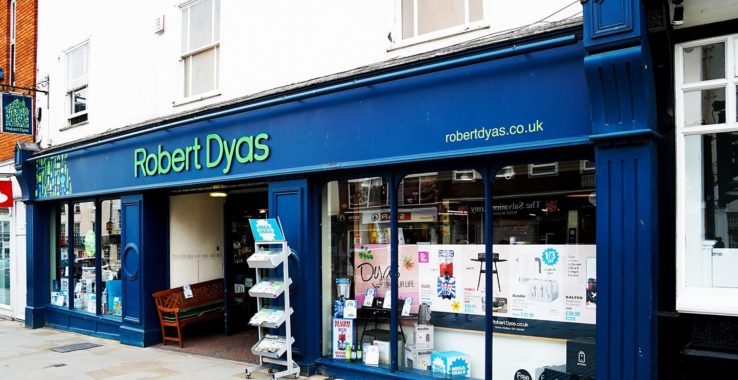 Robert Dyas Shopping