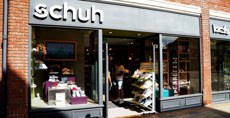 Schuh Shopping
