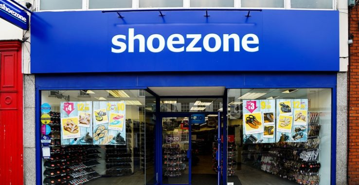 Shoe Zone (Retail Park) Shopping