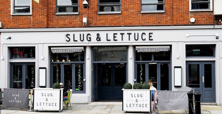 Slug and Lettuce Eat & Drink