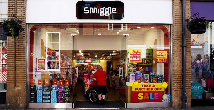 Smiggle Shopping