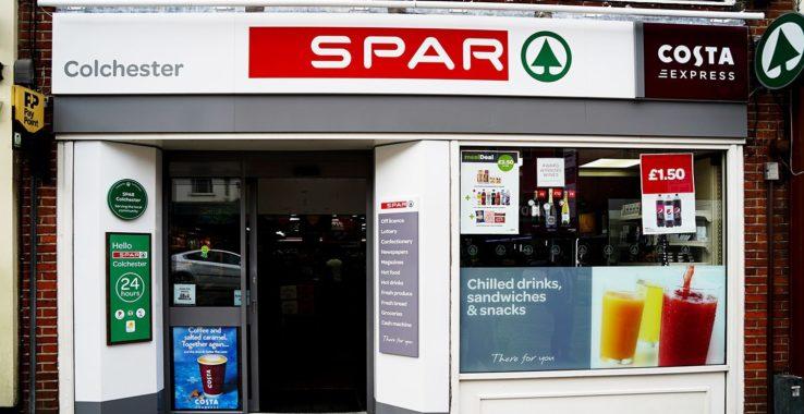 Spar Shopping