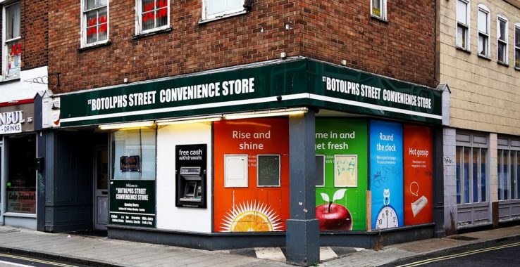 St Botolphs Convenience Store Shopping