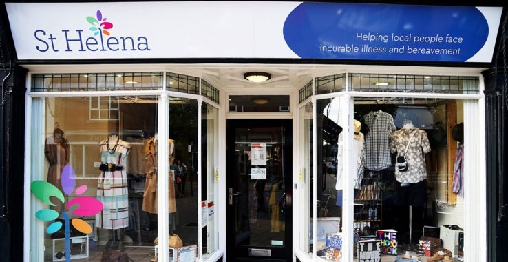 St Helena Shop (Crouch Street) Shopping