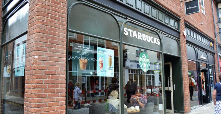 Starbucks (Culver Street West) Eat & Drink