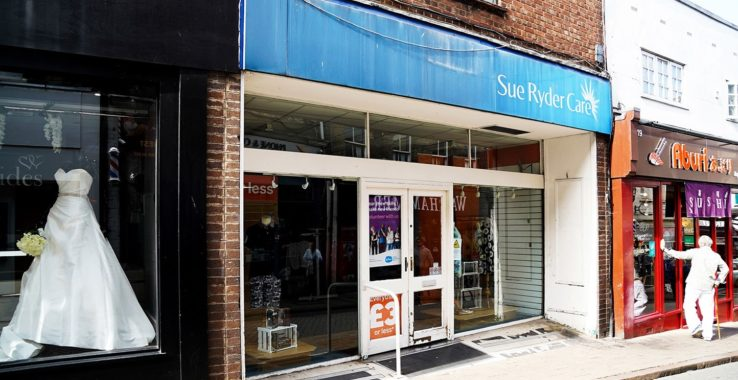 Sue Ryder Shopping