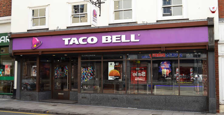 Taco Bell Eat & Drink
