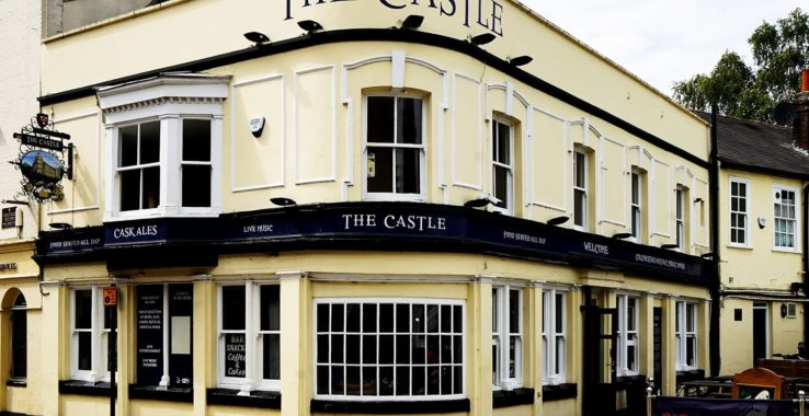 The Castle Pub Eat & Drink