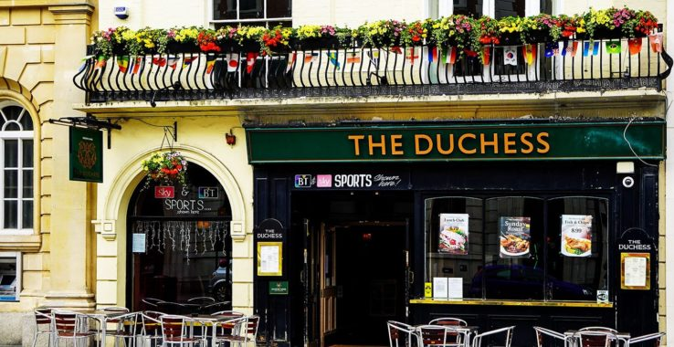 The Duchess Eat & Drink
