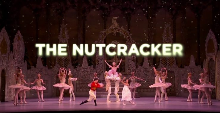Royal Opera House: The Nutcracker (encore) FirstSite