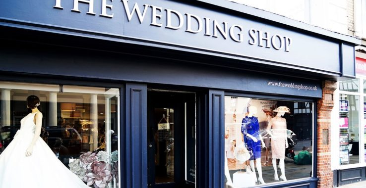 The Wedding Shop Shopping