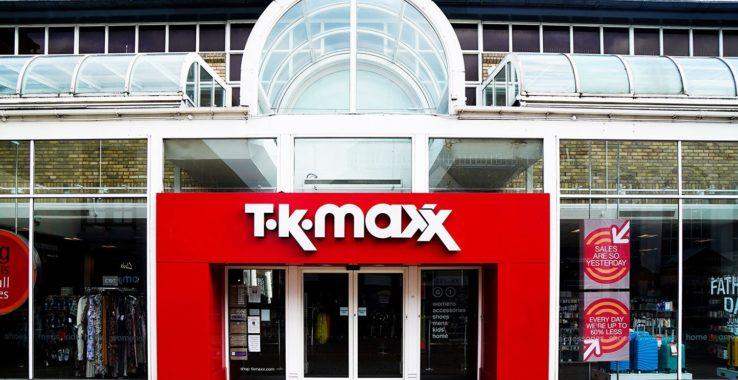 TK Maxx Shopping
