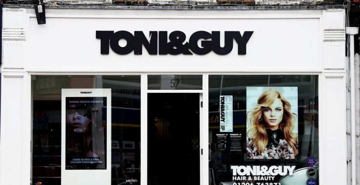 Toni & Guy Professional Services