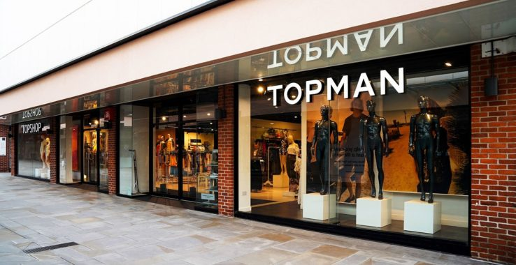 Topshop Shopping