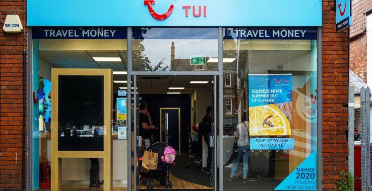 TUI UK Professional Services