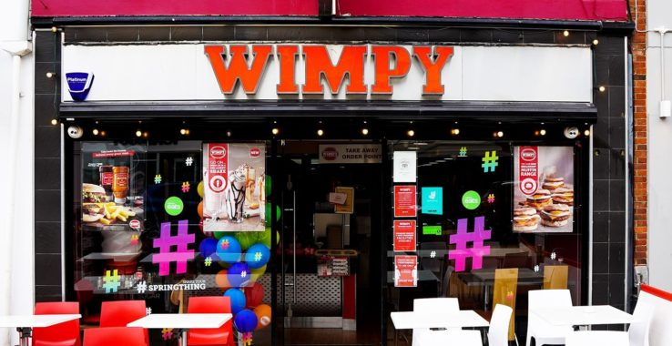 Wimpy Eat & Drink