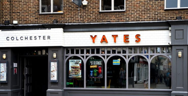 Yates Eat & Drink