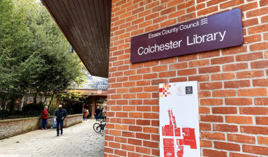 Colchester Library & Community Hub See & Do