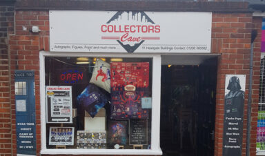 Collectors Cave Shopping