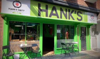 Hanks Colchester Eat & Drink