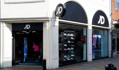 JD Sports Shopping