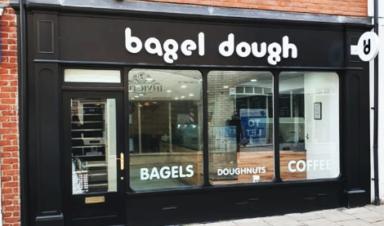 Bagel Dough Eat & Drink