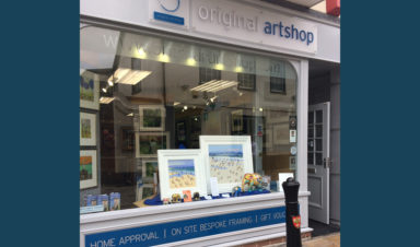 The Original Artshop Shopping