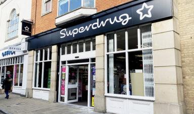 Superdrug Shopping