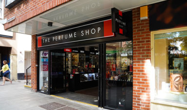 Halloween Weekend Event at The Perfume Shop