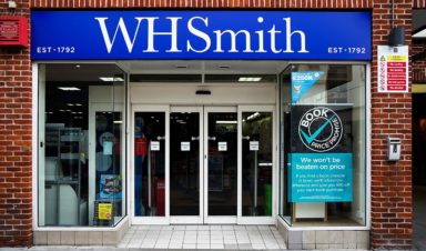 W H Smith Shopping
