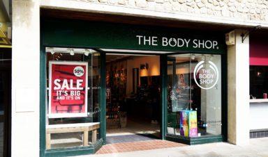 The Body Shop Shopping