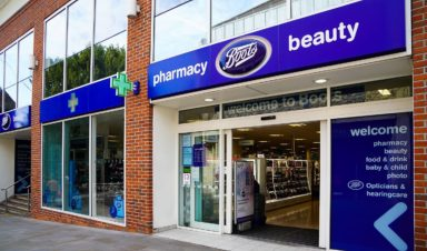 Boots Opticians Professional Services