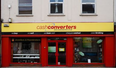 Cash Converters Shopping