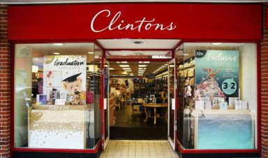 Clintons Shopping