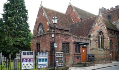 Colchester Art Centre See & Do