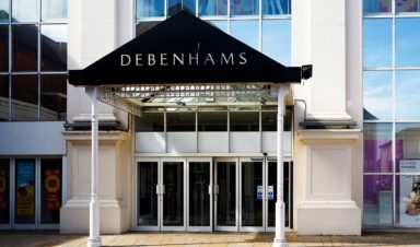 Debenhams Shopping
