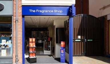 The Fragrance Shop Shopping
